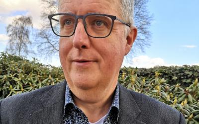 Even voorstellen: André Sinkeldam