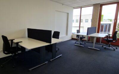 Nieuw bij Businessdome – Sharing Office